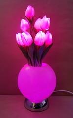 Светящийся Тюльпаны  40см