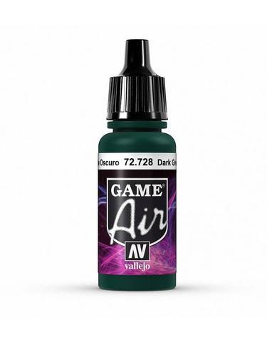 Game Air Dark Green 17 ml.