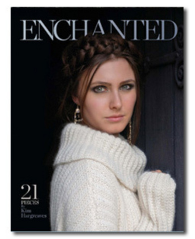 Книга ENCHANTED Kim Hargreaves
