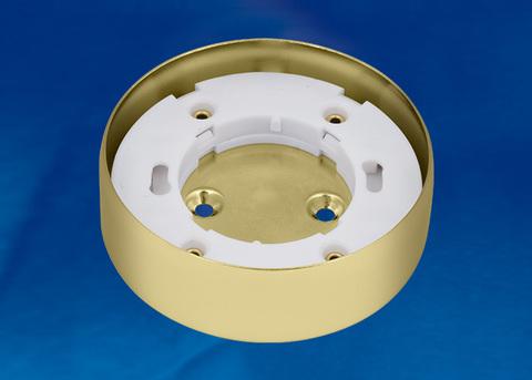 GX53/FT ANTIQUE GOLD 10 PROM Светильник накладной. Корпус античное золото. Картон. TM Uniel.