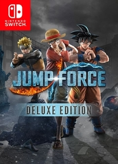 NS: Jump Force. Deluxe Edition (русские субтитры)