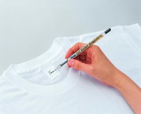 061-5000 Гелевая ручка по ткани, черная