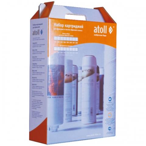 Набор картриджей ATOLL(№202) А-560E, А-575E