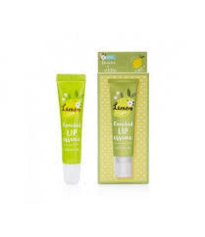 Смягчающая эссенция для губ с экстрактом лимона Around me enriched lip essence lemon