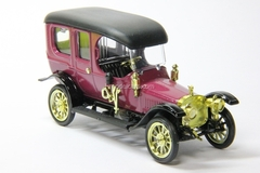 Russo-Balt C24-30 Limousine 1912 pink-gray Agat Mossar Tantal 1:43