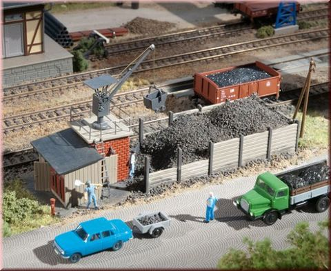 Угольный бункер, (TT)