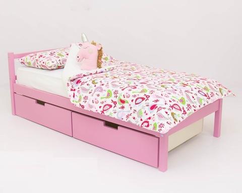 Кровать SKOGEN лаванда