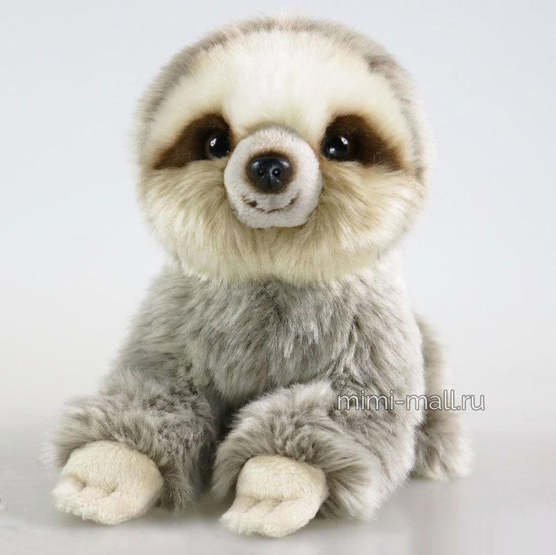 Мягкая игрушка Детёныш ленивца 18 см (Leosco)