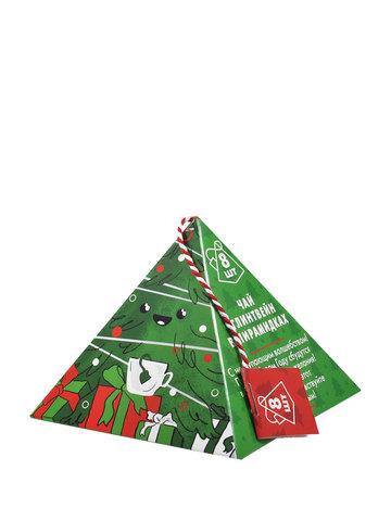 Новогодний чай глинтвейн в пирамидках «Ёлочка»
