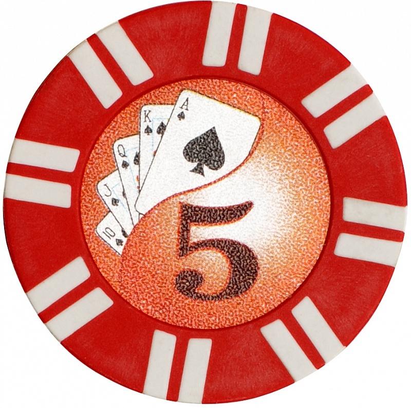 Покерный набор Royal Flush на 200 фишек