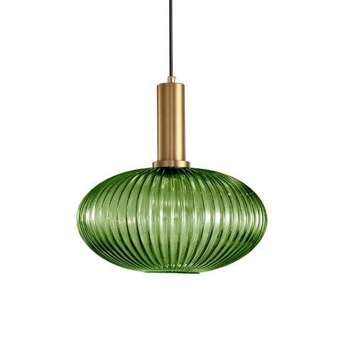 Подвесной светильник Iris C by Light Room (зеленый)