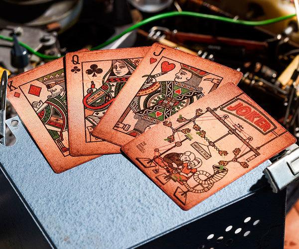 Игральные карты Ellusionist Tinker