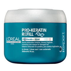 L'Oreal Professionnel Pro-Keratin Refill - Маска для поврежденных волос