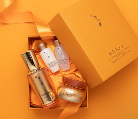 Sulwhasoo Concentrated  Ginseng Renewing Serum Kit