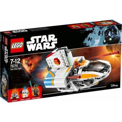 LEGO Star Wars: Фантом 75170 — The Phantom — Лего Звездные войны Стар ворз