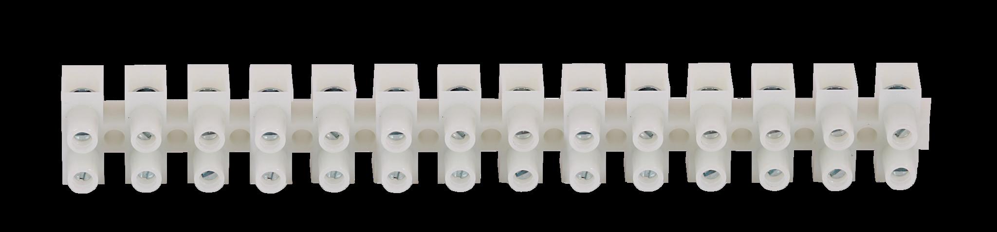 Для парогенераторов: Клеммная колодка SAWO STP-TB12 (12-полюсная, 95 мм, белого цвета) для парогенераторов контактор sawo stp cont