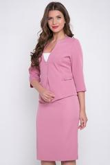 <p>Стильный костюм для деловой особы! Шикарная юбка-карандаш в сочетании с элегантным жакетом создадут незабываемый образ для любой деловой встречи!</p>