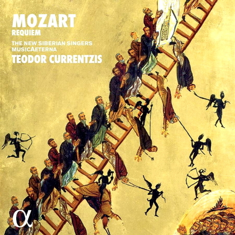 MusicAeterna, The New Siberian Singers, Teodor Currentzis / Mozart: Requiem (2LP)