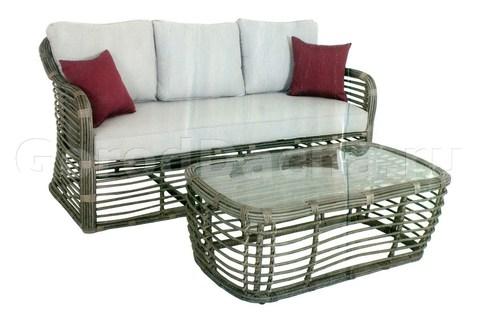 Комплект плетеной мебели «Бризо»