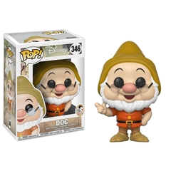 FUNKO-POP! DISNEY: SNOW WHITE-DOC (UK IMPORT) ACC NEW