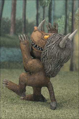 Where the Wild Things Are Figures