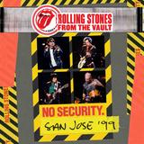The Rolling Stones / No Security. San Jose '99 (3LP)