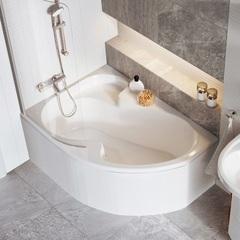 Ванна асимметричная 150х105 см левая Ravak Rosa I L CK01000000 фото