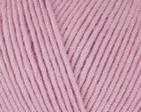 Пряжа Cotton BABY SOFT (Alize) 191 розовый фото