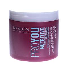 Revlon Professional Pro You Nutritive Mask - Маска увлажняющая и питательная