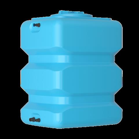 Бак д/воды ATP-500 (синий) с поплавком Миасс