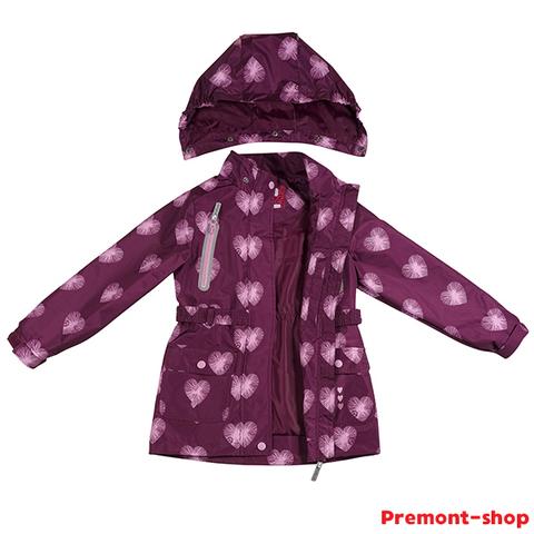 Ветровка Премонт Кленовые конфеты SP71637 Purple