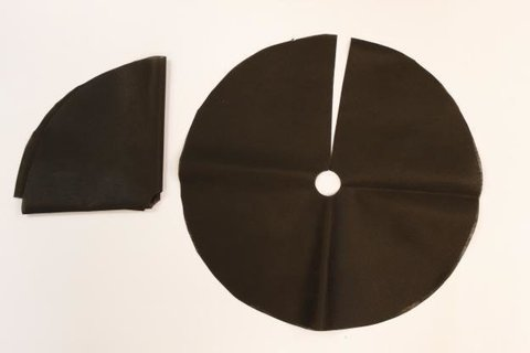 Приствольный круг D=0,8м с УФ (5шт/упак)
