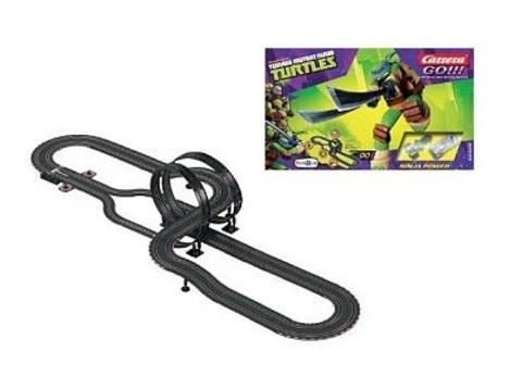 TMNT Ninja Power Slot Race Set 1:43 Scale