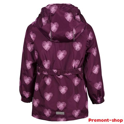 Ветровка для девочек Premont Кленовые конфеты SP71637 Purple