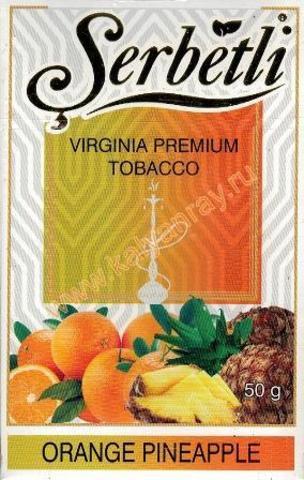Serbetli Orange Pineapple