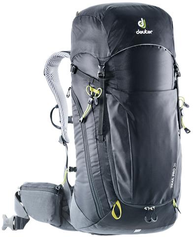 Рюкзаки Deuter Trail Pro 36 Black/Graphite