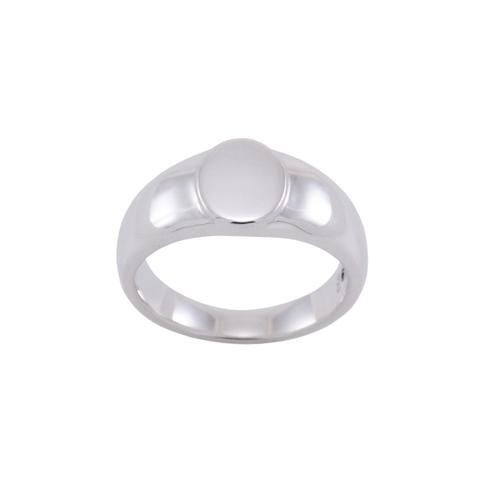 Кольцо SIGNET V WHITE