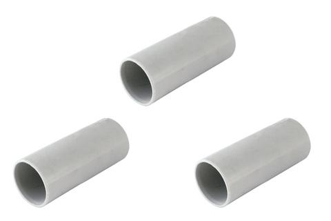 Муфта соед. для трубы 32 мм (25шт) TDM