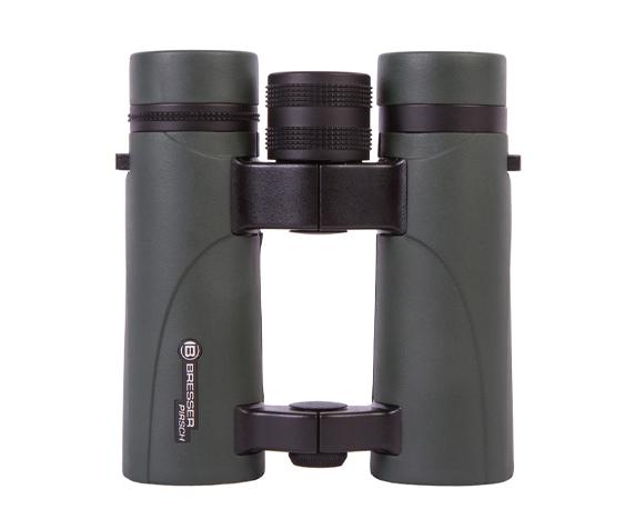 Бинокль Bresser Pirsch 10x34 - высококачественная оптика Bak-4, Porro-призмы