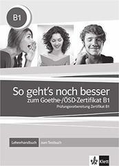 So geht's noch besser zum Goethe /OesD-Zertifik...