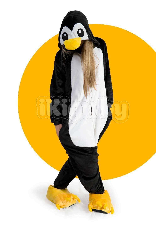 Пижамы кигуруми Пингвин пингвин-8.jpg