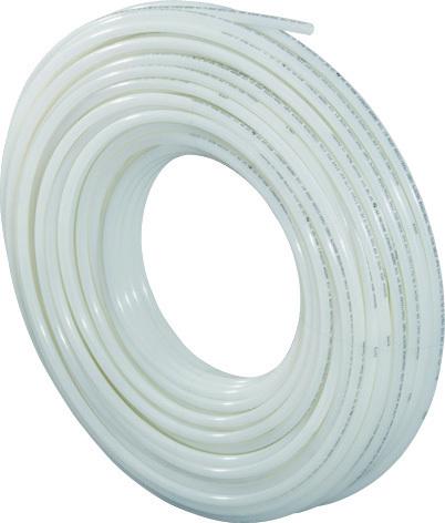 Труба Uponor Radi Pipe PN6 50X4,6 белая, бухта 50М, 1008980