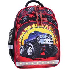 Рюкзак школьный Bagland Mouse черный 660 (00513702)
