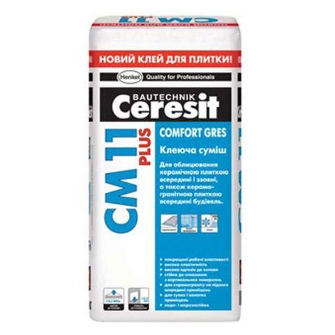 Клей плиточный Ceresit СМ 11 Plus