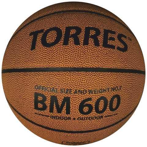 Мяч баскетбольный Torres BM 600 №7