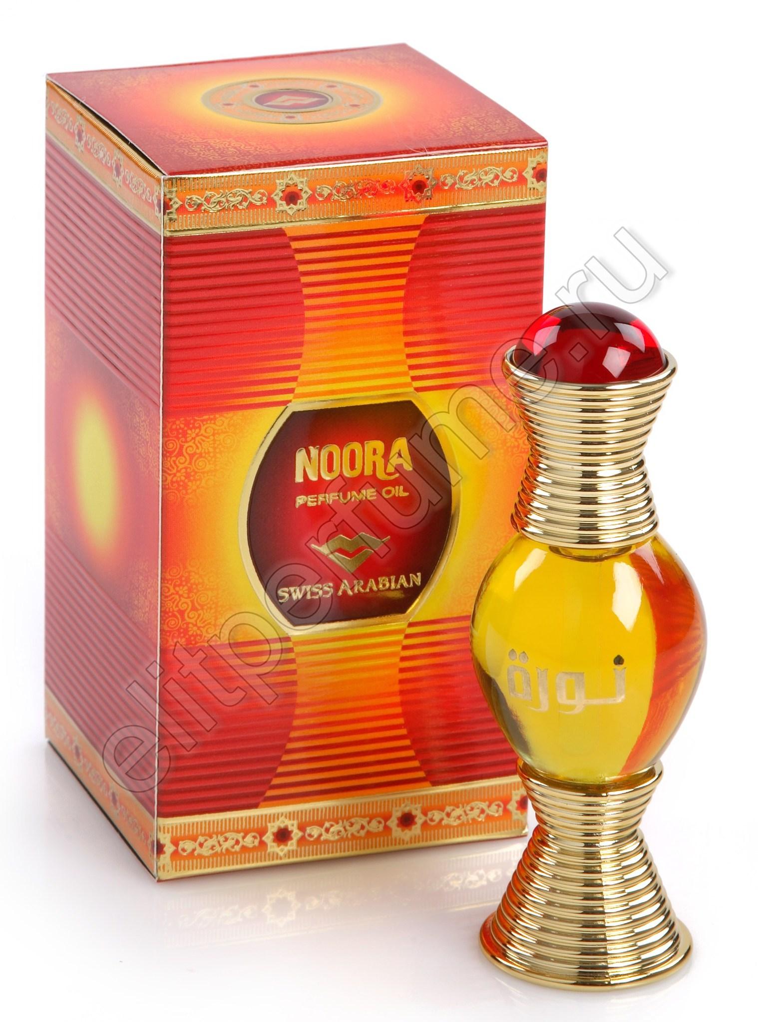 Нура Свисс Арабиан Noora Swiss Arabian)20 мл арабские масляные духи от Свисс Арабиан Swiss Arabian