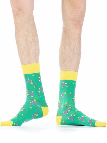 Мужские носки W94.N03.539 Wola