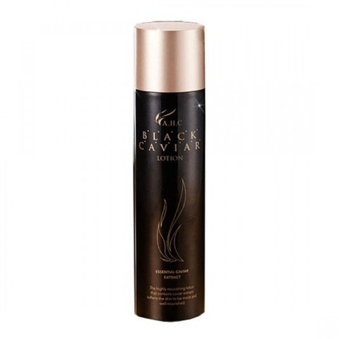 AHC Black Cavior Lotion 140 мл