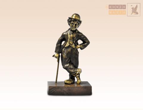 статуэтка Чарли Чаплин