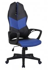 Кресло офисное iWheel —  черный/синий